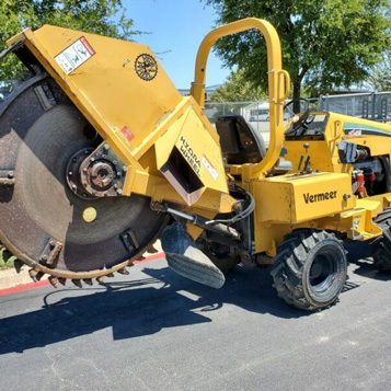 Rocksaws and Trenchers